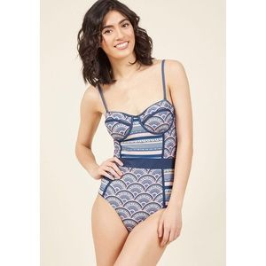 High dive need I say shore one piece swimsuit